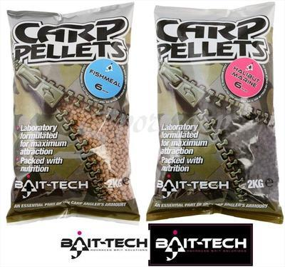 Bait-Tech pelety Carp Feed Pellets - 2