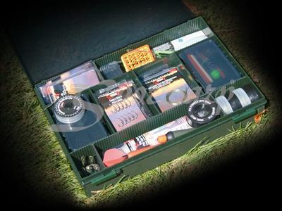 Nash plastový organizér Large Capacity Tackle Box (T0211) - 2
