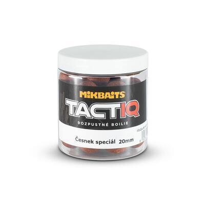 Mikbaits TactiQ rozpustné boilie 250 ml - 20 mm - 2