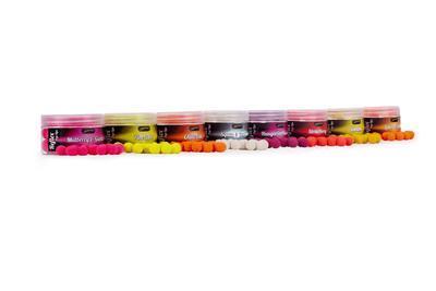 Sportcarp plovoucí boilies Reflex Strawberry (jahoda - červená) 15 mm - 2