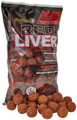Starbaits boilies Red Liver - 2