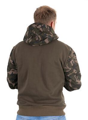 Fox mikina s kapucí Khaki Camo Hoody - 2