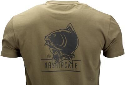 Nash tričko T Shirt Green - 2