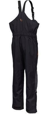 Savage Gear kalhoty WP Performance Bib Brace Black Grey - 2