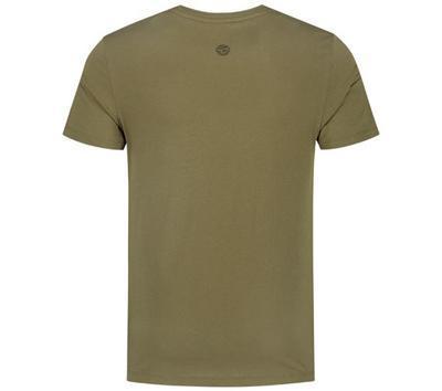 Korda tričko Kore Round Neck Tee Olive - 2