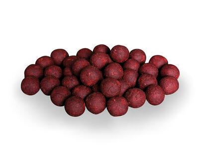 Sportcarp tvrzené boilies Mulberry Garlic Hard Ons 20 mm 1 kg - 2
