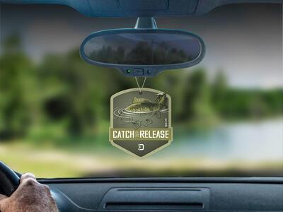Delphin vůně do auta CATCH and RELEASE (795000915) - 2