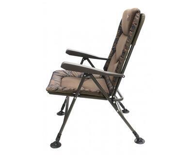 Zfish rybářské křeslo Deluxe Camo Chair (ZF-1792) - 2