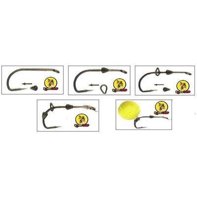 Zfish Zarážky Extra Carp Rig Ring Stops (2567) - 2