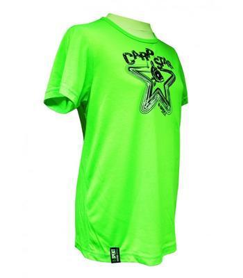 R-Spekt dětské tričko Carp Star fluo green - 3