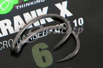 Korda háčky Krank X - 3