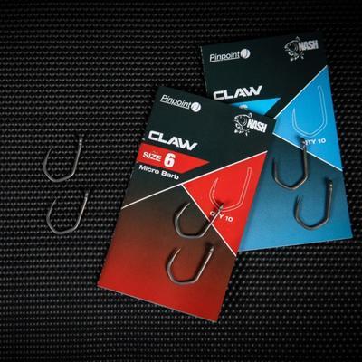Nash háčky Pinpoint Claw - 3