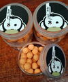 Monkey Climber plovoucí boilies Noddy Pops (oranžová barva) - 3/6