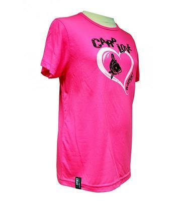 R-Spekt dětské tričko Carp Love fluo pink - 3