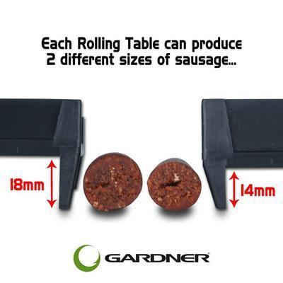 Gardner rolovací deska - 3