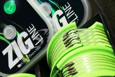 Korda vlasec Zig Line - 3