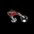 Behr wobler s třpytkou Rotation Jigg Spinner - 3/5
