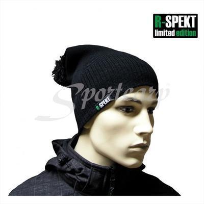 R-Spekt kulich PomPom Duo Beanie Style černý (76049) - 3