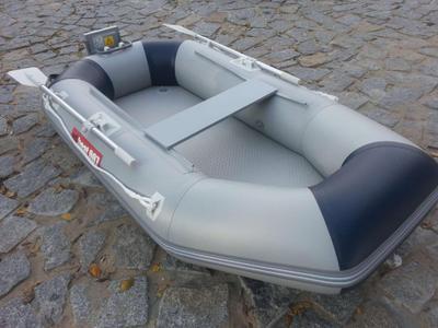 Boat007 nafukovací člun C235 Air - zelený - 3