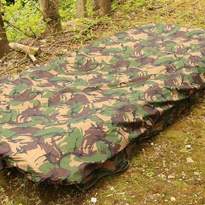 Gardner přehoz Camo/DPM Bedchair Cover and Bag (BCC) - 3