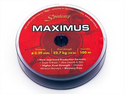 Sportcarp odhozová šňůra Maximus 0,29 mm 50 lb (22,7 kg) - 3