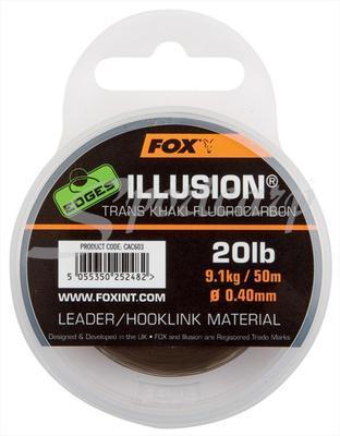 Fox šokový vlasec Fox Edges Illusion - 3
