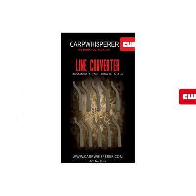 Carp Whisperer vlasová rovnátka Line Converter - 3