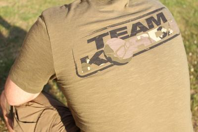 Korda tričko TK Olive T-Shirt - 3