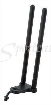 Fox Black Label Snag Ears and Hockey Stick - 3
