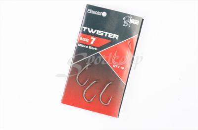 Nash háčky Pinpoint Twister - 3