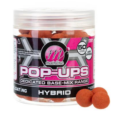Mainline plovoucí boilies Dedicated Base Mix Pop Ups - 3