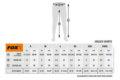 Fox kraťasy Camo Jogger Shorts - 3