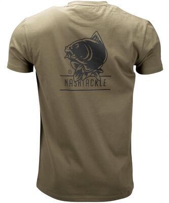 Nash tričko T Shirt Green - 3