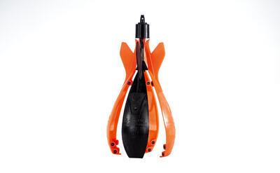 Wolf raketa na krmení X-Spod Performance Orange/Black oranžovo-černá (WA008SPLO) - 3