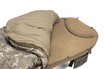 Nash lehátko MF60 Indulgence 5 Season Sleep System - 3