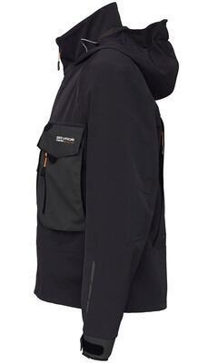 Savage Gear bunda SG6 Wading Jacket Black Grey - 3