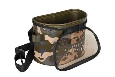 Fox taška na krmení  Aquos Camolite Bait Belt - 3