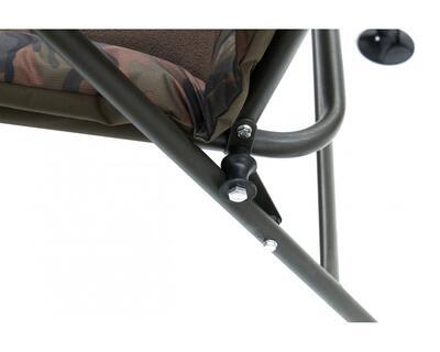 Zfish rybářské křeslo Deluxe Camo Chair (ZF-1792) - 3