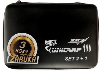 Zico Sada hlásičů Unicarp III (2 indik. + 1 příjm. + kufřík) (UIII 2) - 3