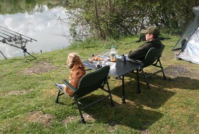 Starbaits stolek do bivaku Base Camp Table (25526) - 4