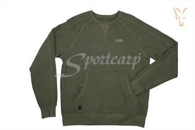 Fox mikina Chunk Crew Pouch Sweatshirt - 4