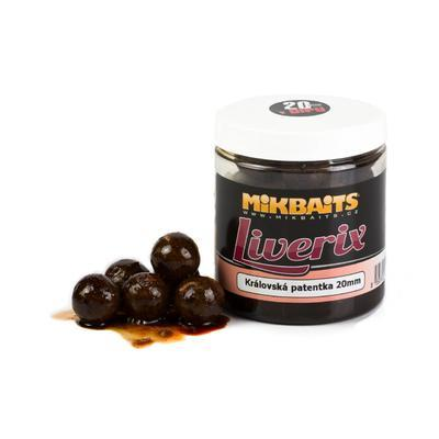 Mikbaits boilie v dipu LiveriX 250 ml - 4