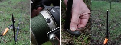 Gardner měřící tyče Wrappers - Measuring Sticks (WRAP) - 4