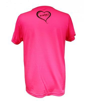 R-Spekt dětské tričko Carp Love fluo pink - 4