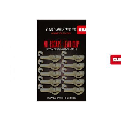 Carp Whisperer závěsky No Escape Lead Clip - 4