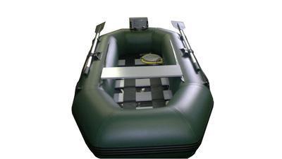 Boat007 nafukovací člun C-200 zelený - 4
