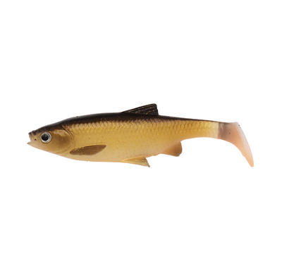 Savage Gear gumové nástrahy 3D LB Roach Paddle Tail - 4
