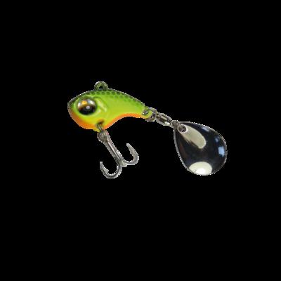 Behr wobler s třpytkou Rotation Jigg Spinner - 4