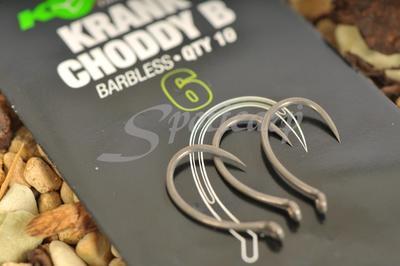 Korda háčky Krank Choddy - 4
