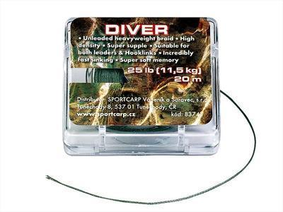 Sportcarp návazcová šňůrka Diver - 4